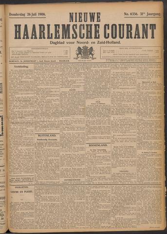 Nieuwe Haarlemsche Courant 1906-07-26