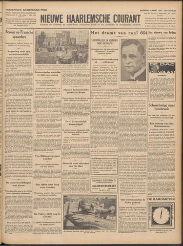 Nieuwe Haarlemsche Courant 1938-03-09