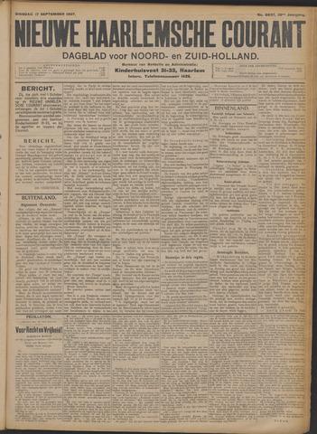 Nieuwe Haarlemsche Courant 1907-09-17