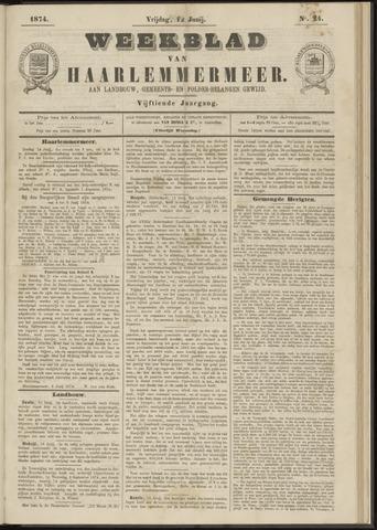 Weekblad van Haarlemmermeer 1874-06-12