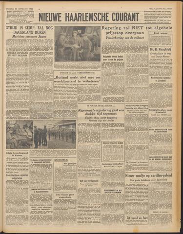 Nieuwe Haarlemsche Courant 1950-09-22