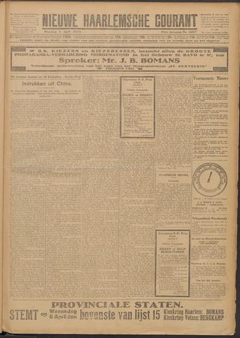 Nieuwe Haarlemsche Courant 1927-04-04
