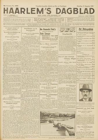 Haarlem's Dagblad 1935-08-17