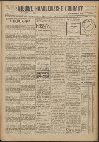 Nieuwe Haarlemsche Courant 1924-11-20