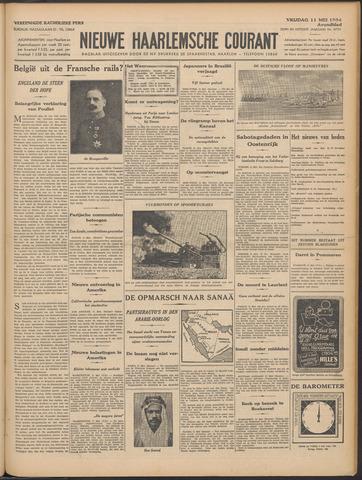 Nieuwe Haarlemsche Courant 1934-05-11