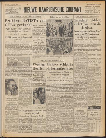 Nieuwe Haarlemsche Courant 1959