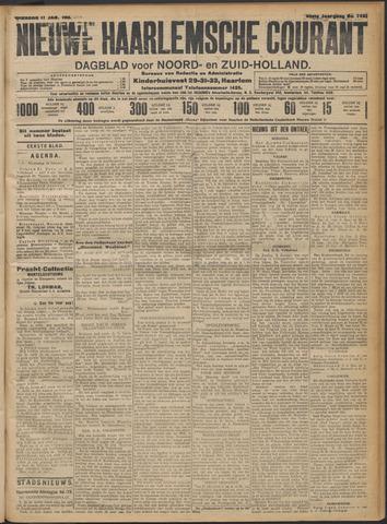 Nieuwe Haarlemsche Courant 1911-01-17