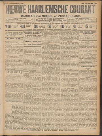 Nieuwe Haarlemsche Courant 1912-10-12