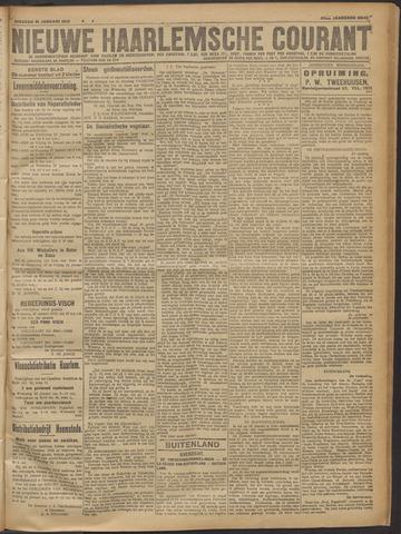Nieuwe Haarlemsche Courant 1919-01-21