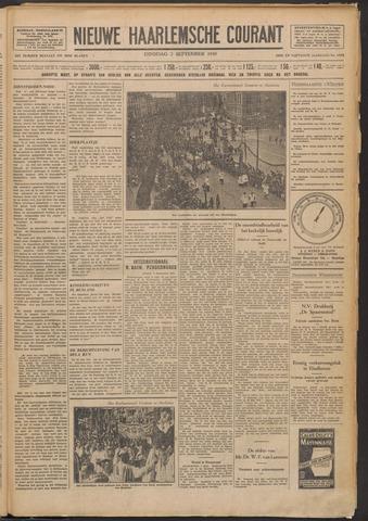 Nieuwe Haarlemsche Courant 1930-09-02
