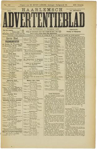 Haarlemsch Advertentieblad 1889-12-21