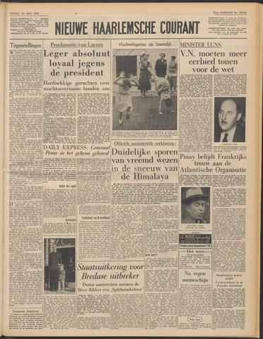 Nieuwe Haarlemsche Courant 1955-06-24