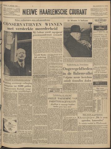 Nieuwe Haarlemsche Courant 1959-10-09