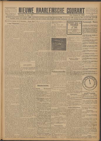 Nieuwe Haarlemsche Courant 1927-08-17