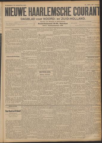 Nieuwe Haarlemsche Courant 1907-08-28