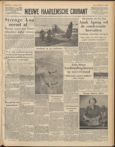 Nieuwe Haarlemsche Courant 1956-02-02