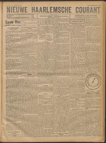 Nieuwe Haarlemsche Courant 1921-11-28