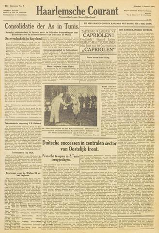 Haarlemsche Courant 1943-01-05