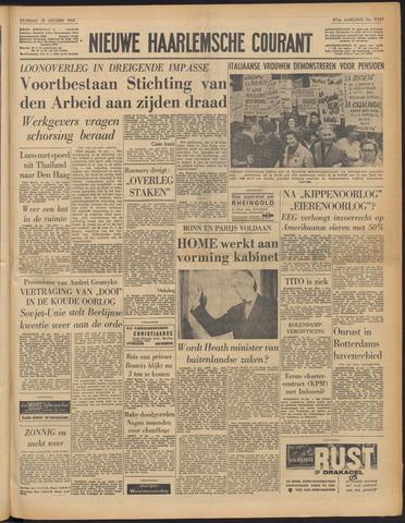 Nieuwe Haarlemsche Courant 1963-10-19