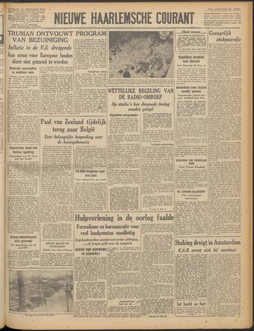 Nieuwe Haarlemsche Courant 1947-11-18
