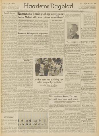 Haarlem's Dagblad 1947-12-31