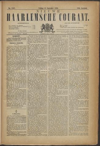 Nieuwe Haarlemsche Courant 1890-09-12
