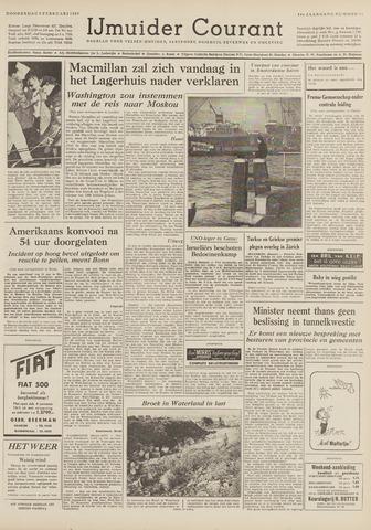 IJmuider Courant 1959-02-05