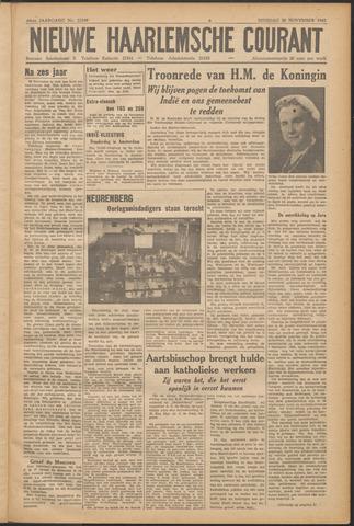 Nieuwe Haarlemsche Courant 1945-11-20