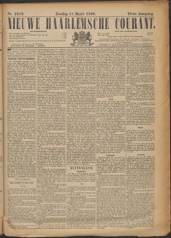 Nieuwe Haarlemsche Courant 1896-03-15