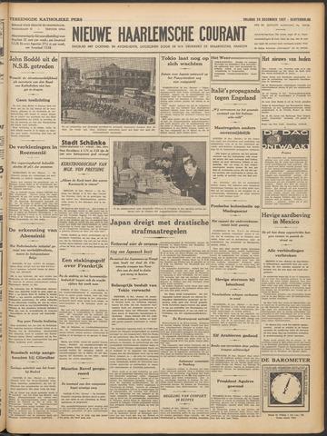Nieuwe Haarlemsche Courant 1937-12-24