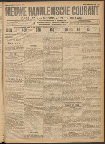Nieuwe Haarlemsche Courant 1911-11-28