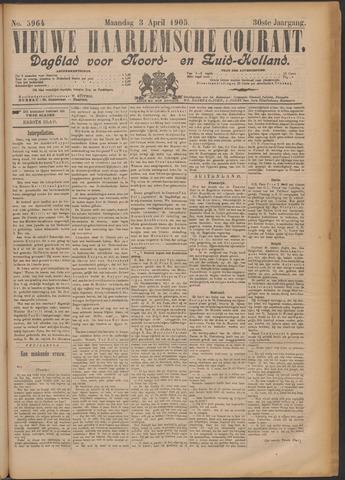 Nieuwe Haarlemsche Courant 1905-04-03