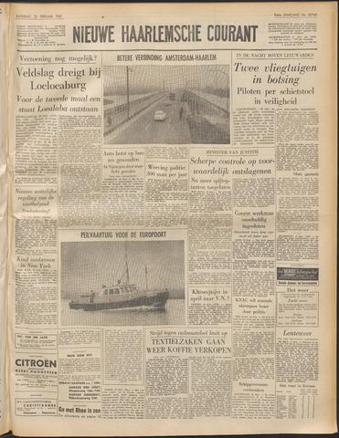 Nieuwe Haarlemsche Courant 1961-02-25