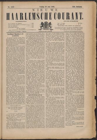 Nieuwe Haarlemsche Courant 1888-06-29