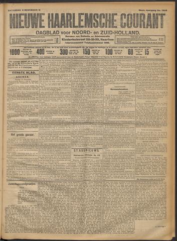 Nieuwe Haarlemsche Courant 1911-11-11