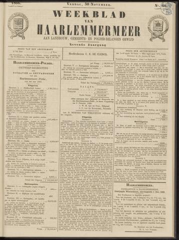 Weekblad van Haarlemmermeer 1866-11-30