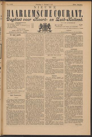 Nieuwe Haarlemsche Courant 1899-02-04