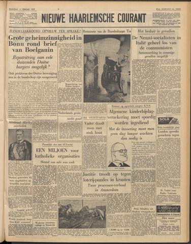 Nieuwe Haarlemsche Courant 1957-02-11