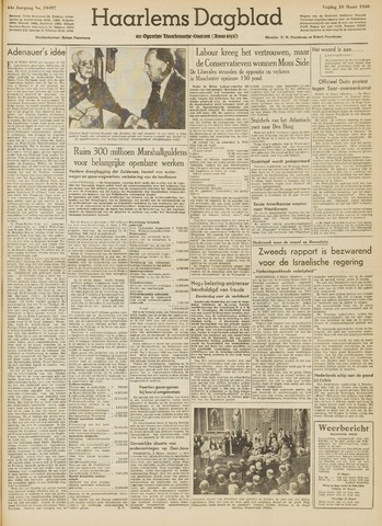 Haarlem's Dagblad 1950-03-10