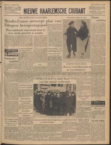 Nieuwe Haarlemsche Courant 1955-01-08