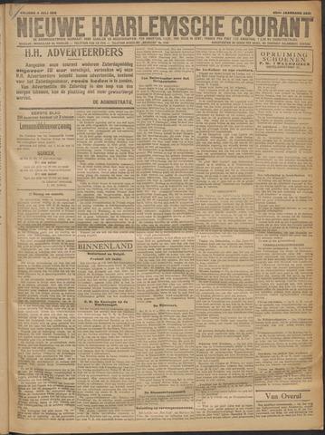 Nieuwe Haarlemsche Courant 1919-07-04
