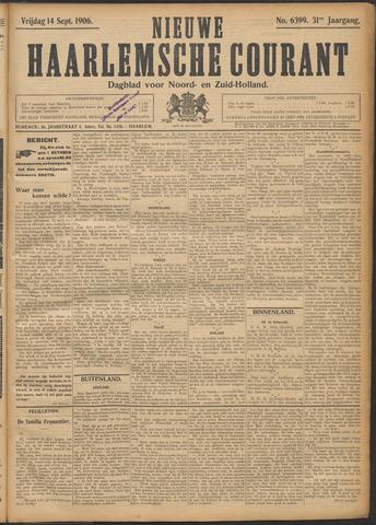 Nieuwe Haarlemsche Courant 1906-09-14