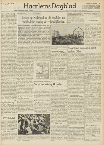 Haarlem's Dagblad 1947-08-02