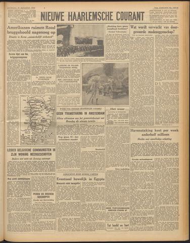 Nieuwe Haarlemsche Courant 1950-08-19