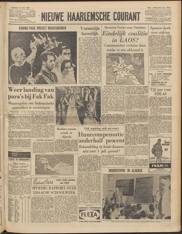 Nieuwe Haarlemsche Courant 1962-05-15