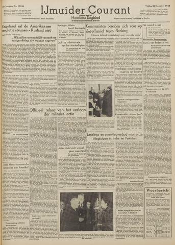 IJmuider Courant 1948-12-24