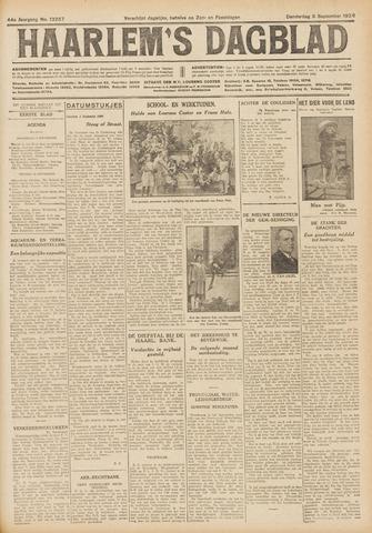 Haarlem's Dagblad 1926-09-09