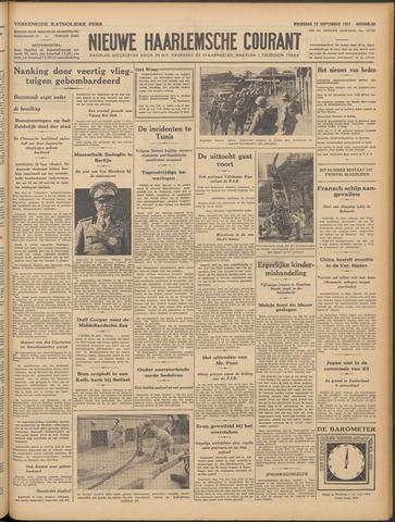 Nieuwe Haarlemsche Courant 1937-09-22