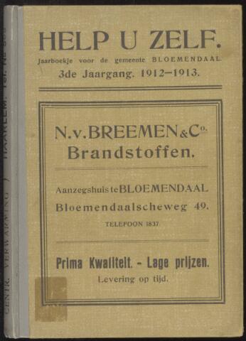 Adresboeken Bloemendaal 1912