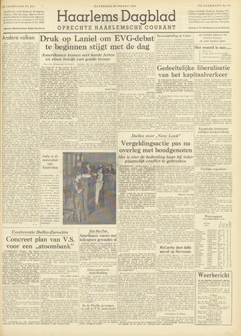 Haarlem's Dagblad 1954-03-20